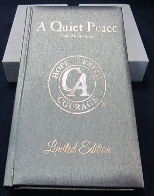 Quite Peace - Commemorative