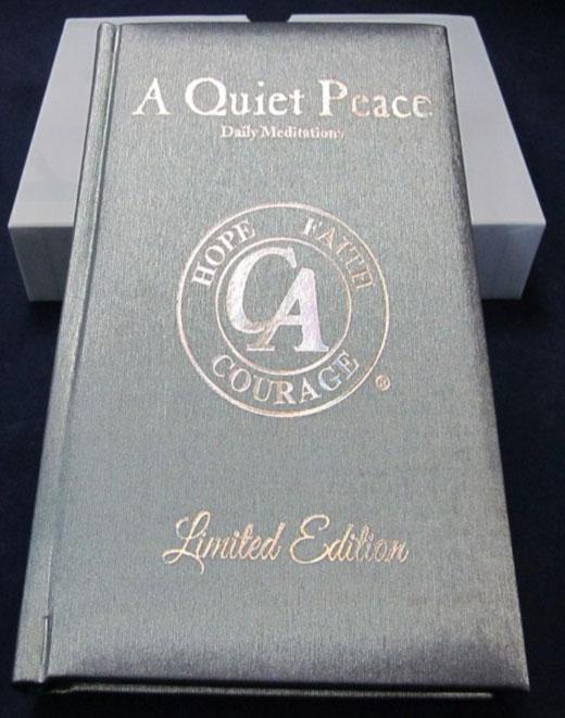 Quite Peace - Commemorative